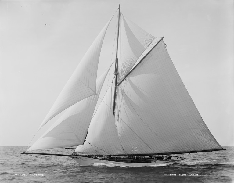 Sloop Harpoon-3