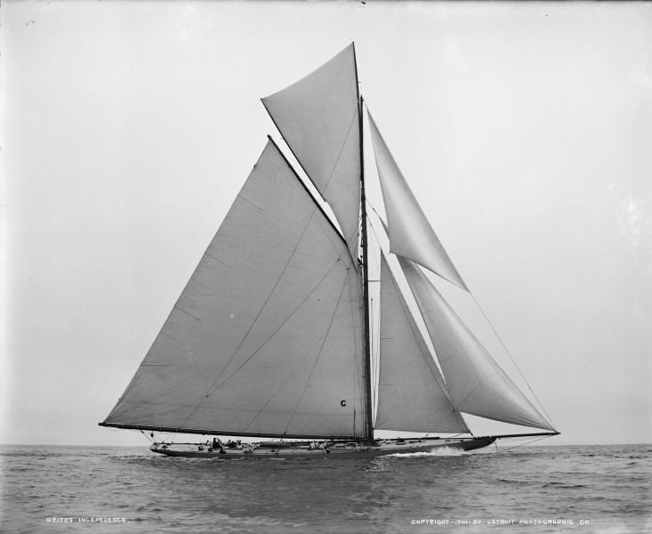 Sloop Independence-2