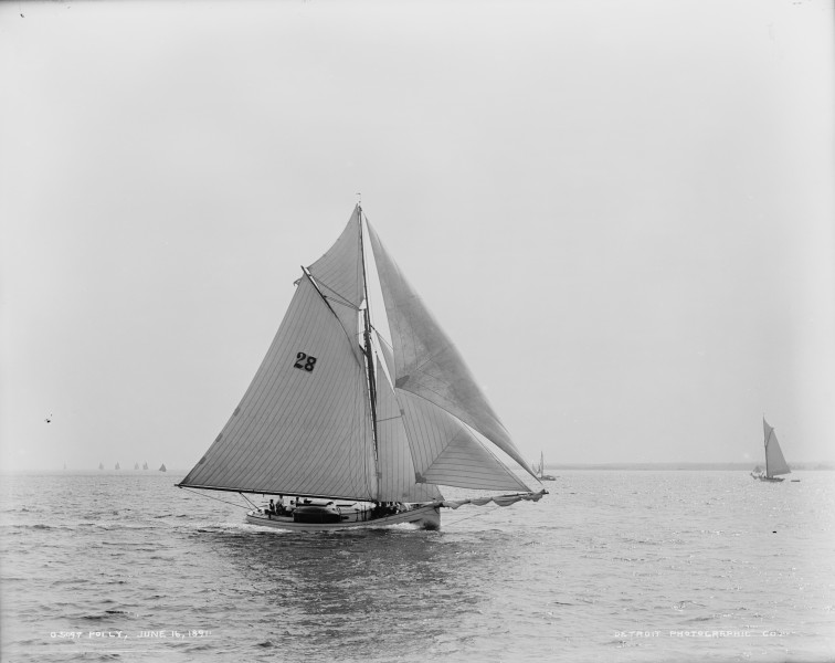 Sloop Polly-1