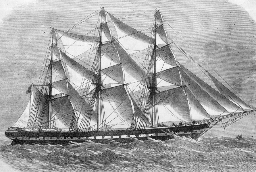 Sobraon (ship, 1866) - SLV H99.220-645