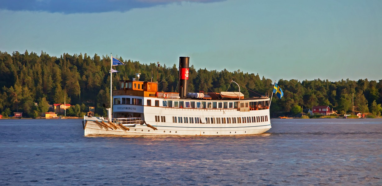 Steamships of Sweden 1 2012