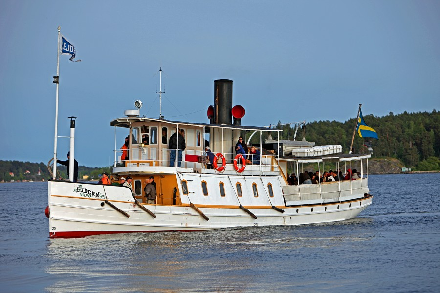 Steamships of Sweden 2 2009