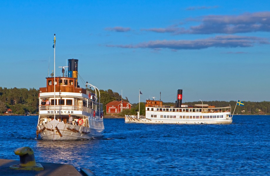 Steamships of Sweden 2 2010
