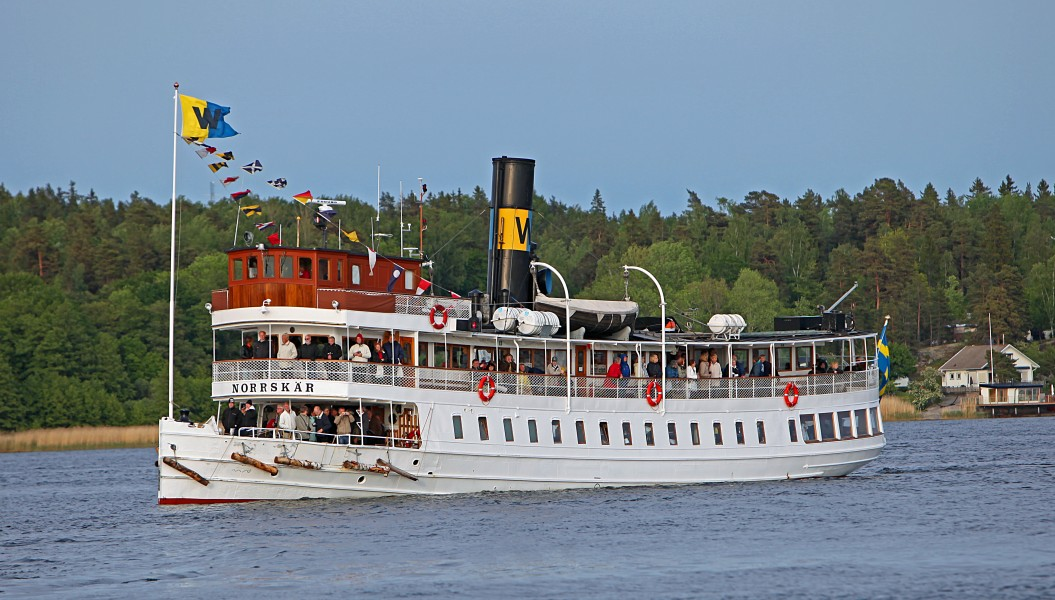 Steamships of Sweden 3 2009