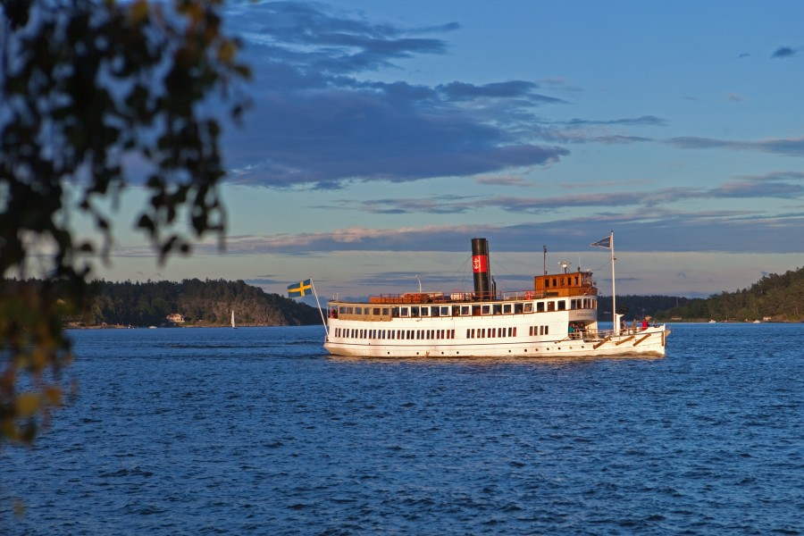 Steamships of Sweden 3 2012