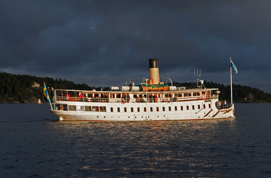 Steamships of Sweden 4 2012
