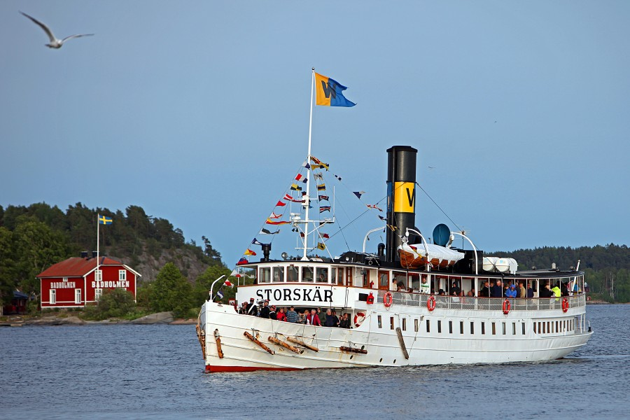 Steamships of Sweden 5 2009