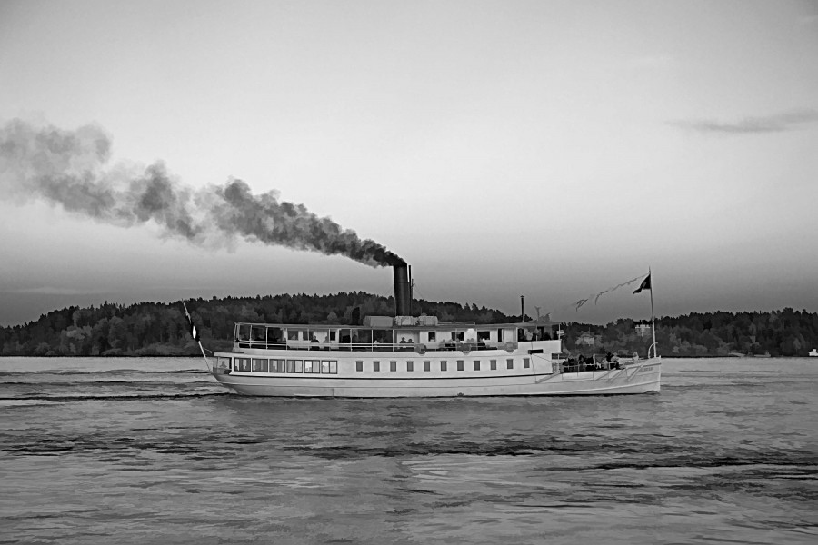 Steamships of Sweden 5 2010
