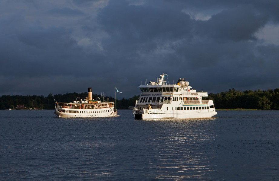 Steamships of Sweden 5 2012