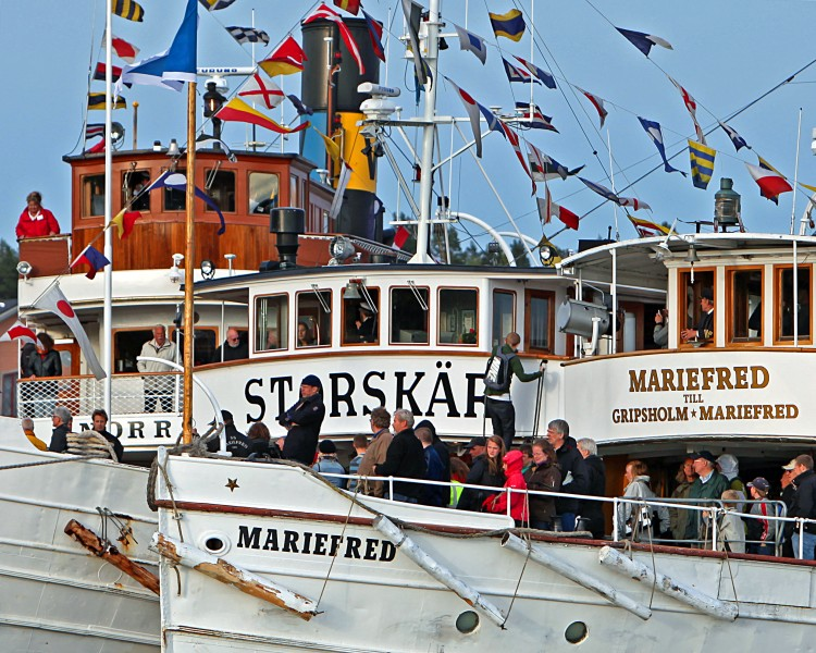 Steamships of Sweden 6 2009