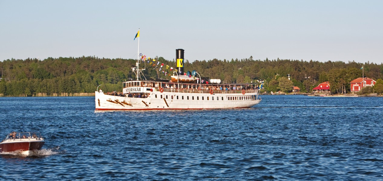 Steamships of Sweden 7 2012