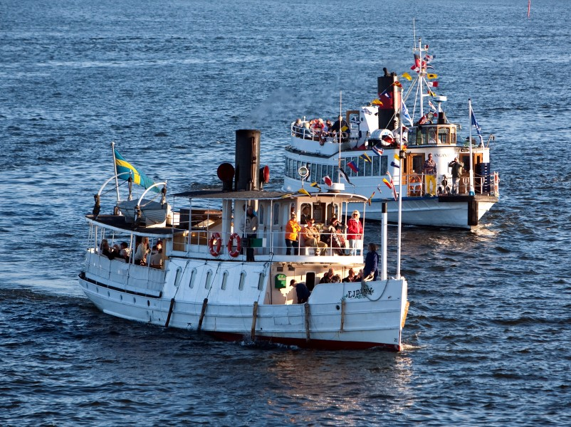 Steamships of Sweden 8 2012