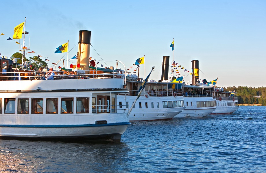 Steamships of Sweden 9 2012
