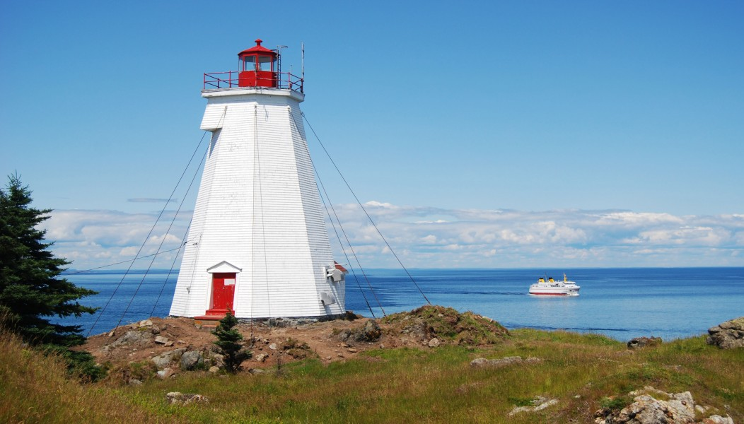 Swallowtail Lighthouse - Grand Manan Island NB 2009