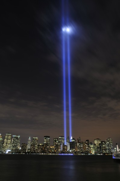 Tribute in Light (air force 4)