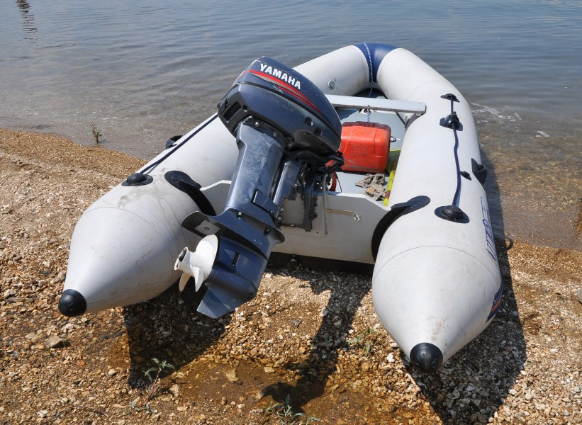 Zodiac Inflatable Boat - 2