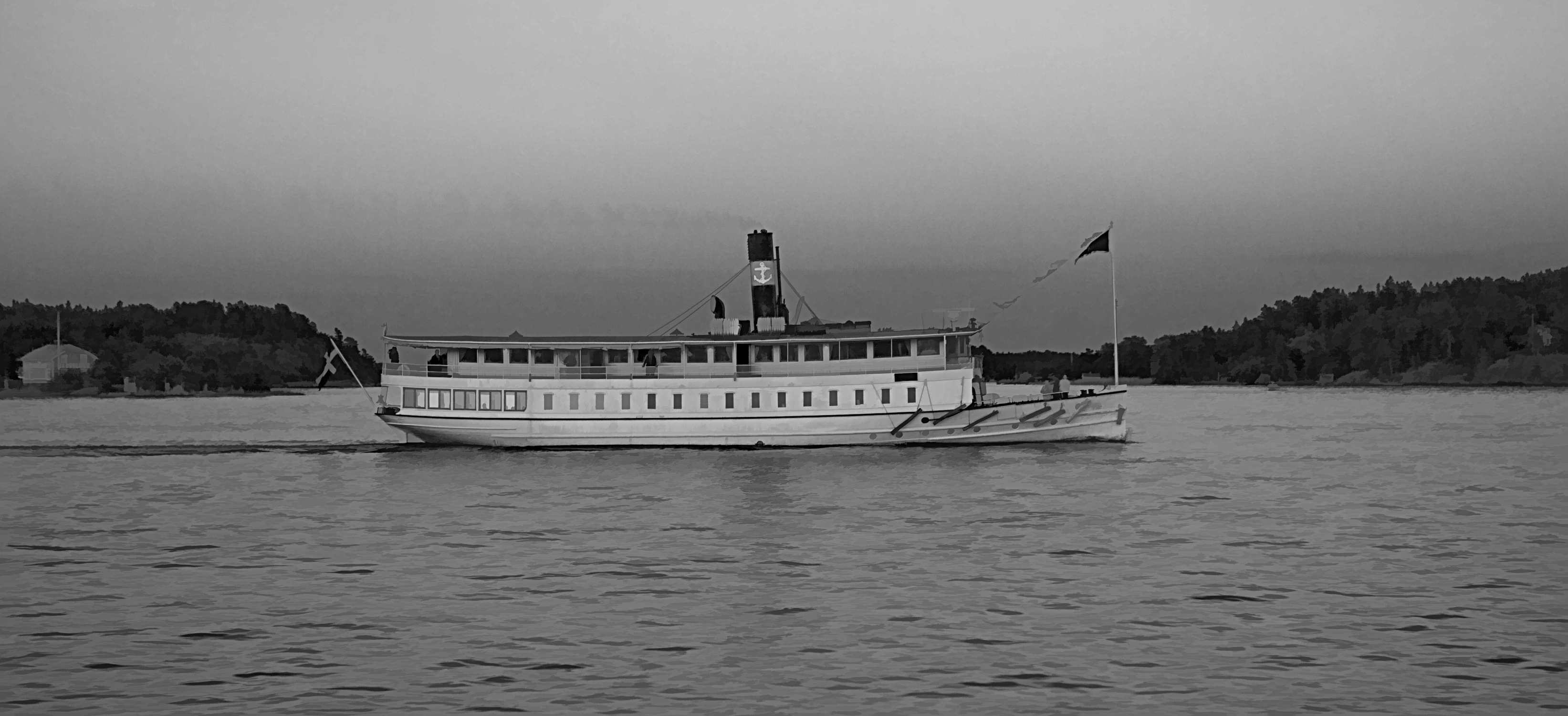 Steamships of Sweden 4 2010