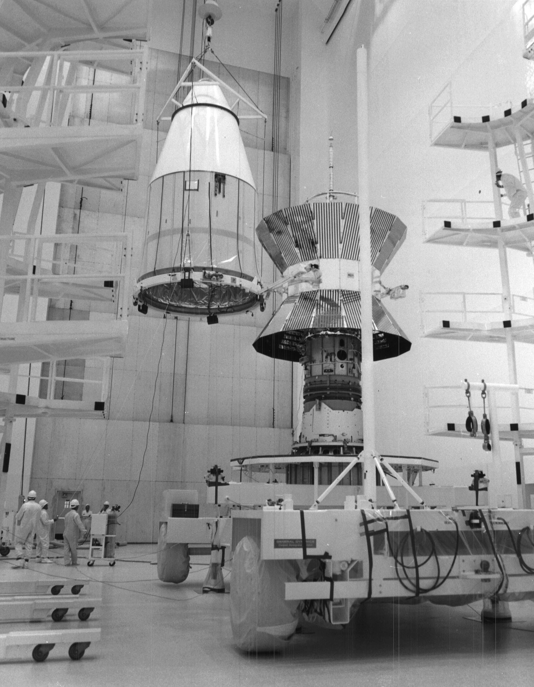 Helios spacecraft 2