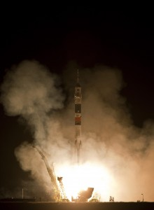 Expedition 24 Soyuz TMA-19 Launch