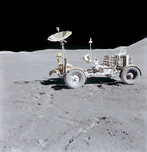Lunar Roving Vehicle - GPN-2000-001122