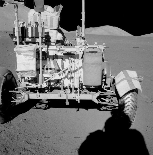 Apollo 17 rover AS17-135-20542HR