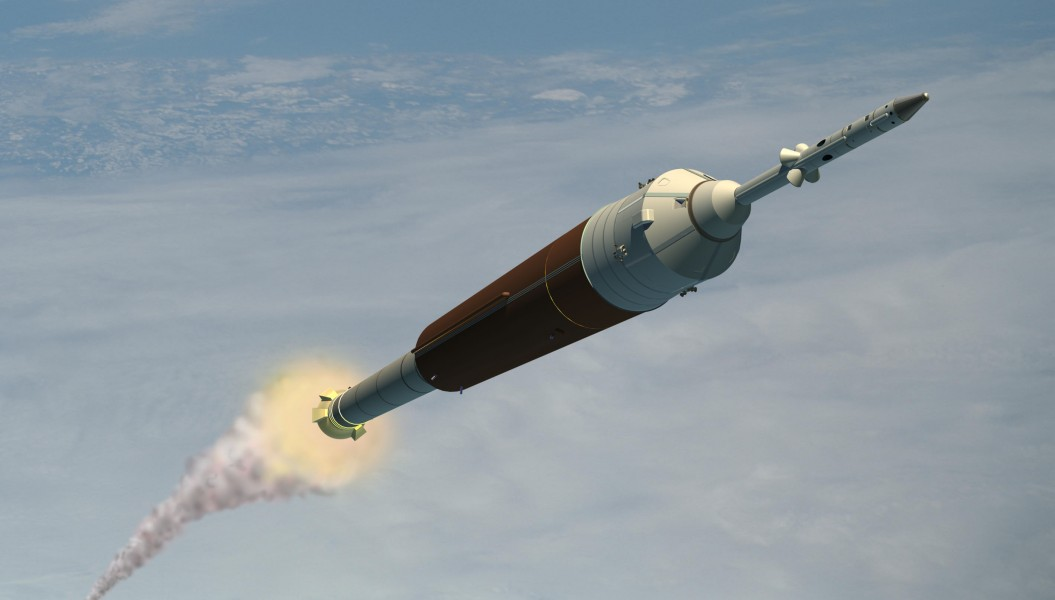 Ares-1 Orion launch (Sept 2006)
