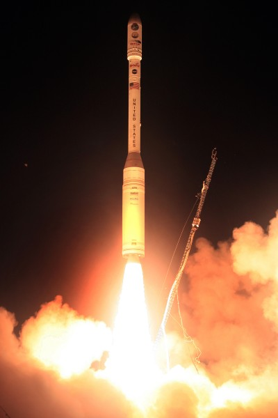 Orbiting Carbon Observatory launch from Vandenberg