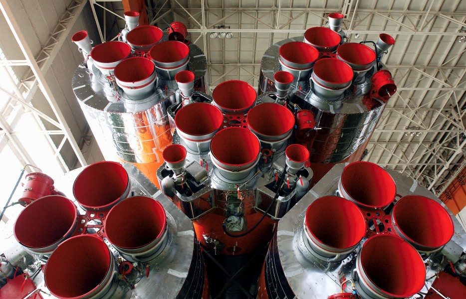Soyuz rocket engines