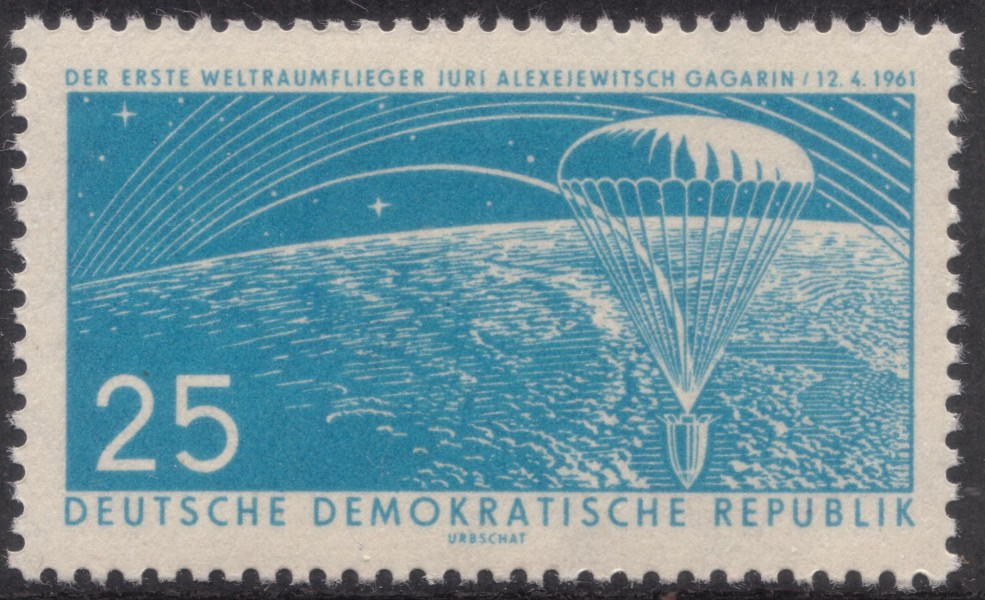Stamps of Germany (DDR) 1961, MiNr 824