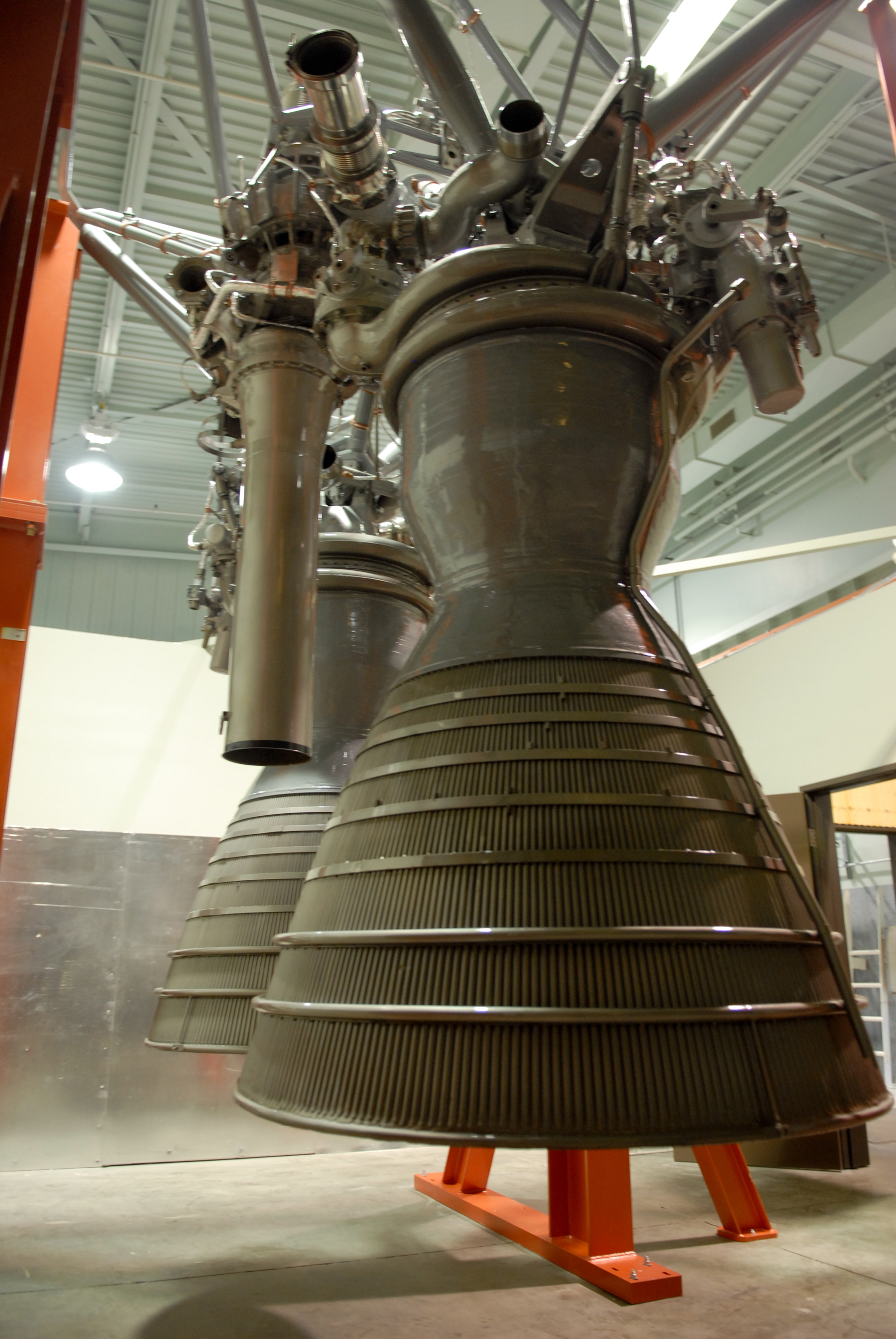 Titan II engine