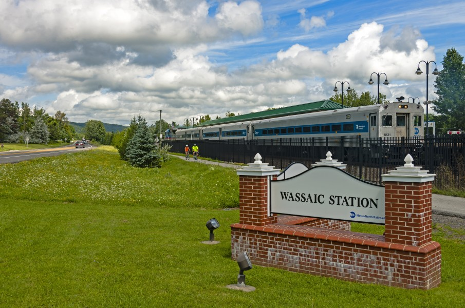 Wassaic train station, NY